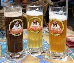 Cola & Bier, Radler en Weizen